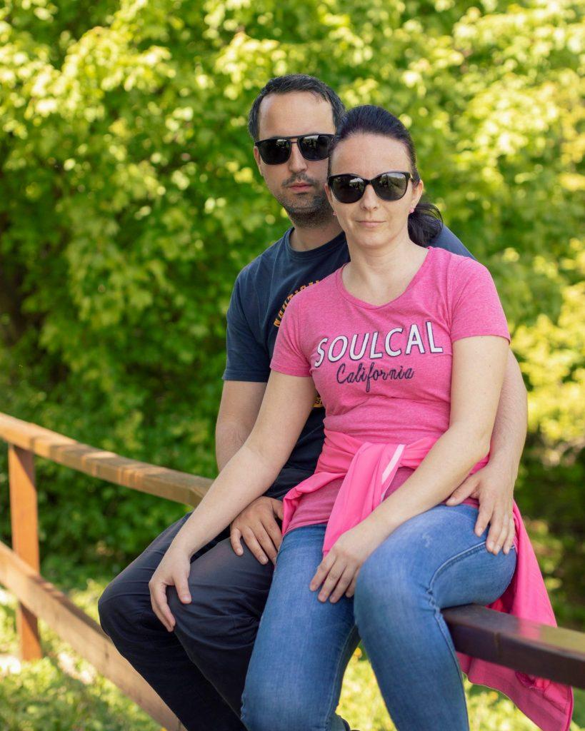 Kab-hegy, Pózolás: Szabina és Én