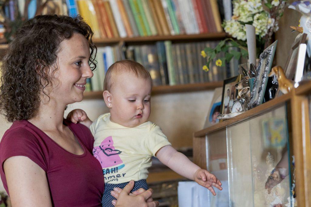 Zoé & Anita- Torma mama lakása