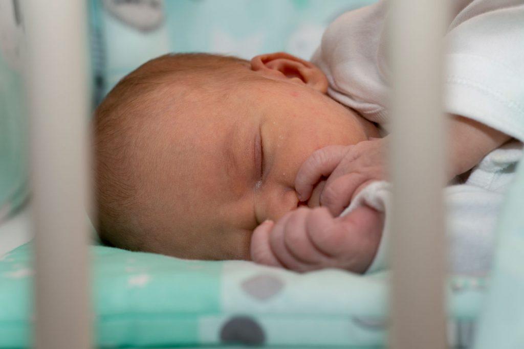 Első alvás otthon a kórház után