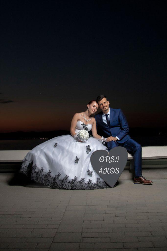 Kreatív fotózás - Ákos&Orsi