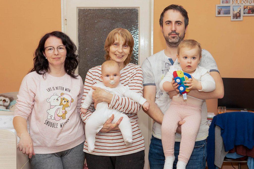 csoportkép - Danika & Zoés és a többiek