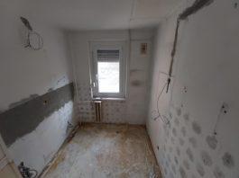 Fő utcai lakásfelújítás 3.rész - konyha elbontása