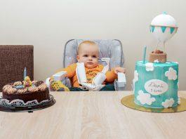 Szülinapozás: Biró Dániel 1 éves lett