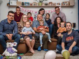 Szülinapozás - Kovács Emília 1 éves